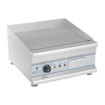 Electric Grill Griddle Hotplate Stainless Steel Commercial 3200 Watt 30 - 50 °C