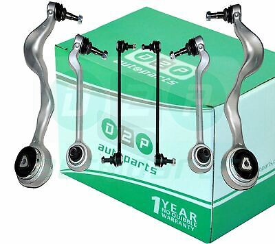for BMW 3 Series E90 Front Suspension Wishbone Control Arms & Drop Links KIT
