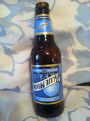 BLUE MOON BREWING CO. **UPSIDE DOWN LABEL**  ALE 12 OZ  FACTORY ERROR