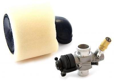 CARBURETOR & AIR FILTER Carb piston - Associated 1/8 Monster GT MGT 8.0 Engine