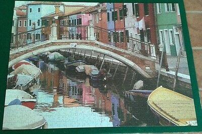 "750 piece jigsaw puzzle by Remarks ""Venice Puzzle"""