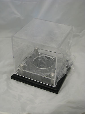 Cricketball Display Case Engraved FREE