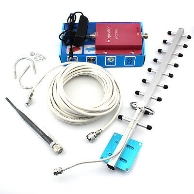 3G  W/CDMA 2100Mhz Mobile Cell Phone Signal Repeater Booster Amplifier