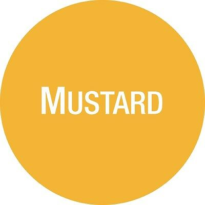FIFO Sauce Bottle Mustard Labels 240 Catering Labeling Kitchen Stickers Sauce