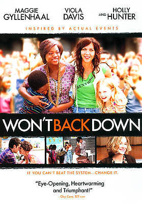 Won't Back Down (DVD, 2013)