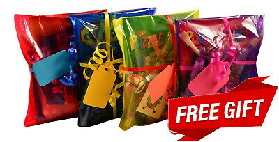 Childrens Pre Filled Party Parcels Bags, Kids Birthday, Wedding Favors Rewards