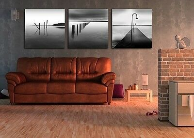 HD Canvas Print Abstract home decor wall art painting Landscape-no stretch
