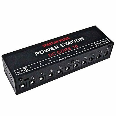 9V 12V 18V Isolated Guitar Effects Pedal / Board Power Supply Brick