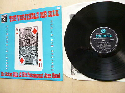 Mr Acker Bilk & His Paramount Jazz Band - The Veritable ..LP Columbia,UK Vinyl