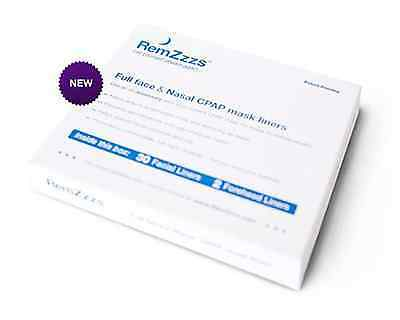 RemZzzs Nasal CPAP Mask Liners (30-day Supply)