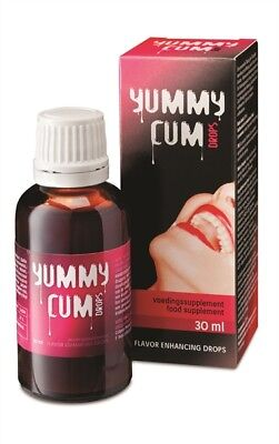 Yummy Cum Drops increase sperm increase plesure and orgasm sex aid impotence aid