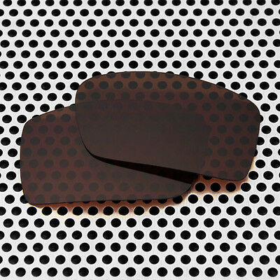 New Volt Polarized Brown Replacement Lenses for Oakley Gascan