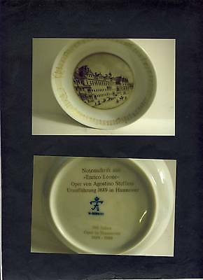 West Germany Decorative Plate/Bowl  4.5 Inches Wide