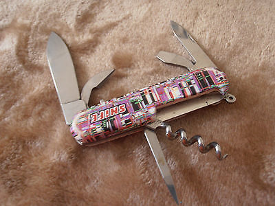 Wenger Swiss Army knife 85mm Snife Discontinued rare