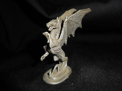 PEWTER DRAGON by RAL PARTHA #PP277   ***EUC***