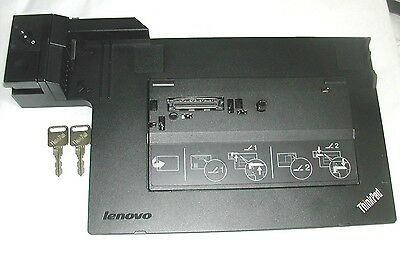Lenovo ThinkPad 4337 Docking Station T410 T420  T430 T510 T520 X220 with Keys