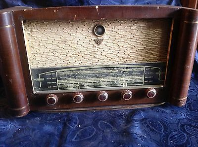 Igas Art Fantastic Radio In Wood 026