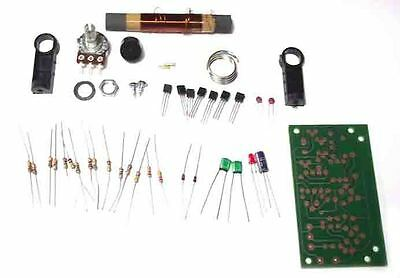 METAL DETECTOR with ALARM BUZZER DIY KIT for Homebrew Electronic Project