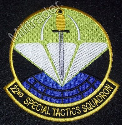 United States Air Force 22nd Tactics Squadron Sleeve Patch