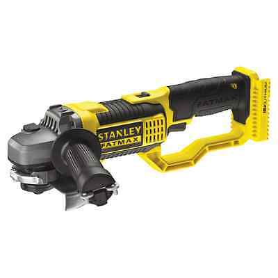 Stanley Fatmax Cordless 125mm 18V Angle Grinder FMC761B-XE Bare