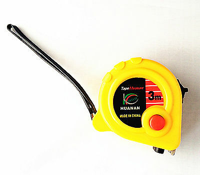 "3M RETRACTABLE METAL TAPE MEASURE 10"" FT Micro Power Lock MEASURING"