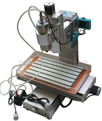 3 Axis Column Type Engraving Machine, High-pricision Ball Screw CNC 3040 Table