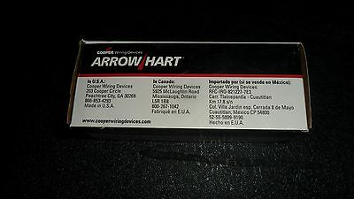 Arrow Hart Nib Cooper  8300v hospital grade duplex receptacle 5-20r