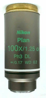 Nikon 100x Phase Objective - Free Shipping within United States - MRL21903