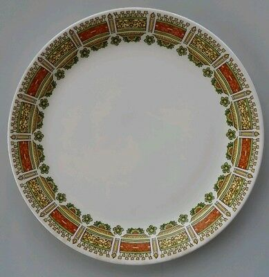 """Carefree XL Casual China """"Seville"""" Syracuse 9 3/4"""" Dinner Plate (s)  USA"""