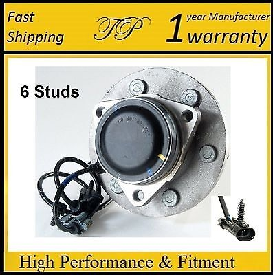 Front Wheel Hub Bearing Assembly for Chevrolet Tahoe (2WD) 2000 - 2006