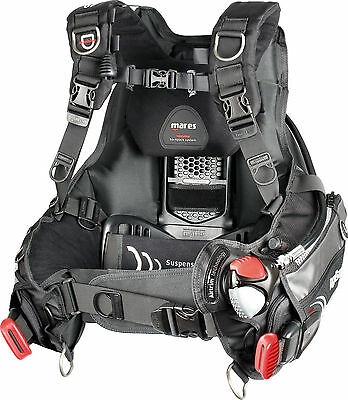 Mares Hybrid AT MRS plus Tarierjacket Gr. XS-XL BCD Jacket