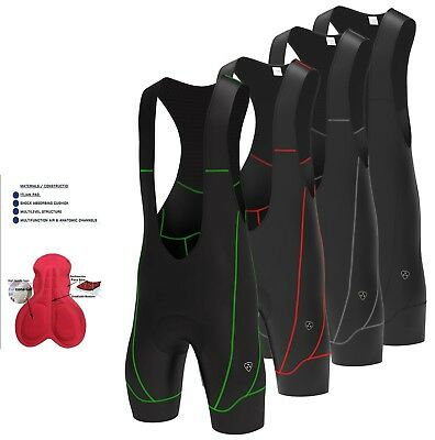 Men Cycling Bib Shorts Gel Padding Cycle Pant Best Quality Bike Jersey