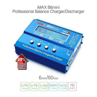 SKYRC iMAX B6 Mini Balance Charger/Discharger for RC Battery Charging