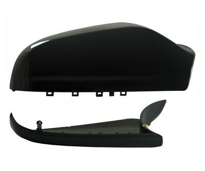 Vauxhall Opel Astra H MK5 Wing Mirror Cover & Lower RHS 04-09 Black Sapphire