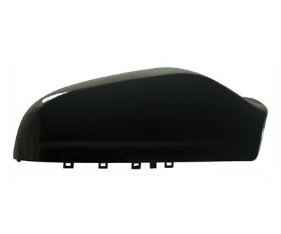 Vauxhall Opel Astra Wing Mirror Cover MK5 2005-2009 Black Sapphire RHS - NEW