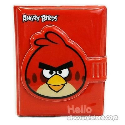 Angry Birds Red Birds Mini Notebook