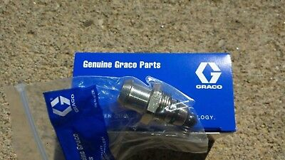 Graco Inlet Valve Repair Kit 16E844 16E-844