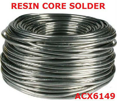 1 Roll Resin Core Solder Wire 1.6mm Tin 40 lead 60 Solder Wire Resin OEX ACX6149