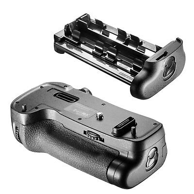 Neewer Battery Grip for Nikon D500 as MB-D17, Work with EN-EL15 or AA Batteries