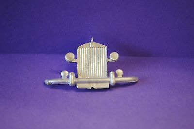 Dinky Rolls Royce Silver Wraith Grille No.150 white Metal Casting / spare parts