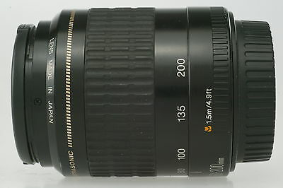 CANON EF 80 - 200 mm 1: 4,5 - 5,6  Zoom / DIGITAL compatible, nice and working