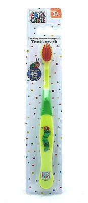 The Very Hungry Caterpillar Kid's Manual Toothbrush Soft Bristle