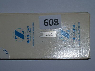 Hall Surgical Blade Model 5053-63