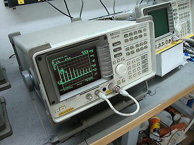 HP Agilent 8594E Spectrum Analyzer Calibrated ! refurbished ! multiple options