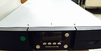 Tandberg Data 92409-Lto 1014731 Magnum 2X24 Tape Library Autoloader With Drive