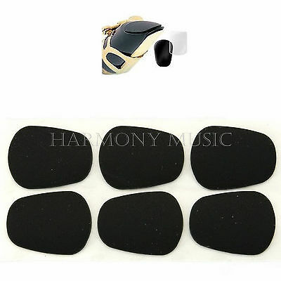 Saxophone & Clarinet Mouthpiece Protection Cushion Pad Patch BG - Pack of 6 !!!