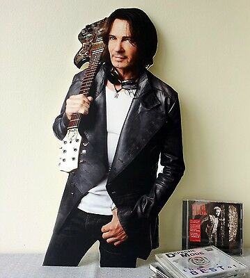 Rick Springfield Display STANDEE NEW Don't Talk To Strangers Jessie's Girl