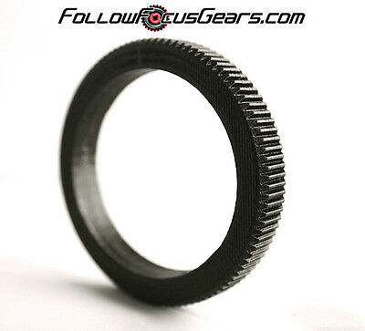 Seamless Follow Focus Gear for Helios 58mm f/2 44-2 Lens