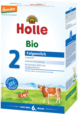 Holle Organic Baby Infant Formula Stage 2 - FAST SHIPPING!