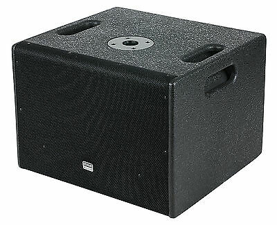 DAP  Subwoofer Bassbox DRX 10B  500 Watt PA Box